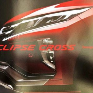 2017 mitsubishi eclipse cross brochure leaked 1